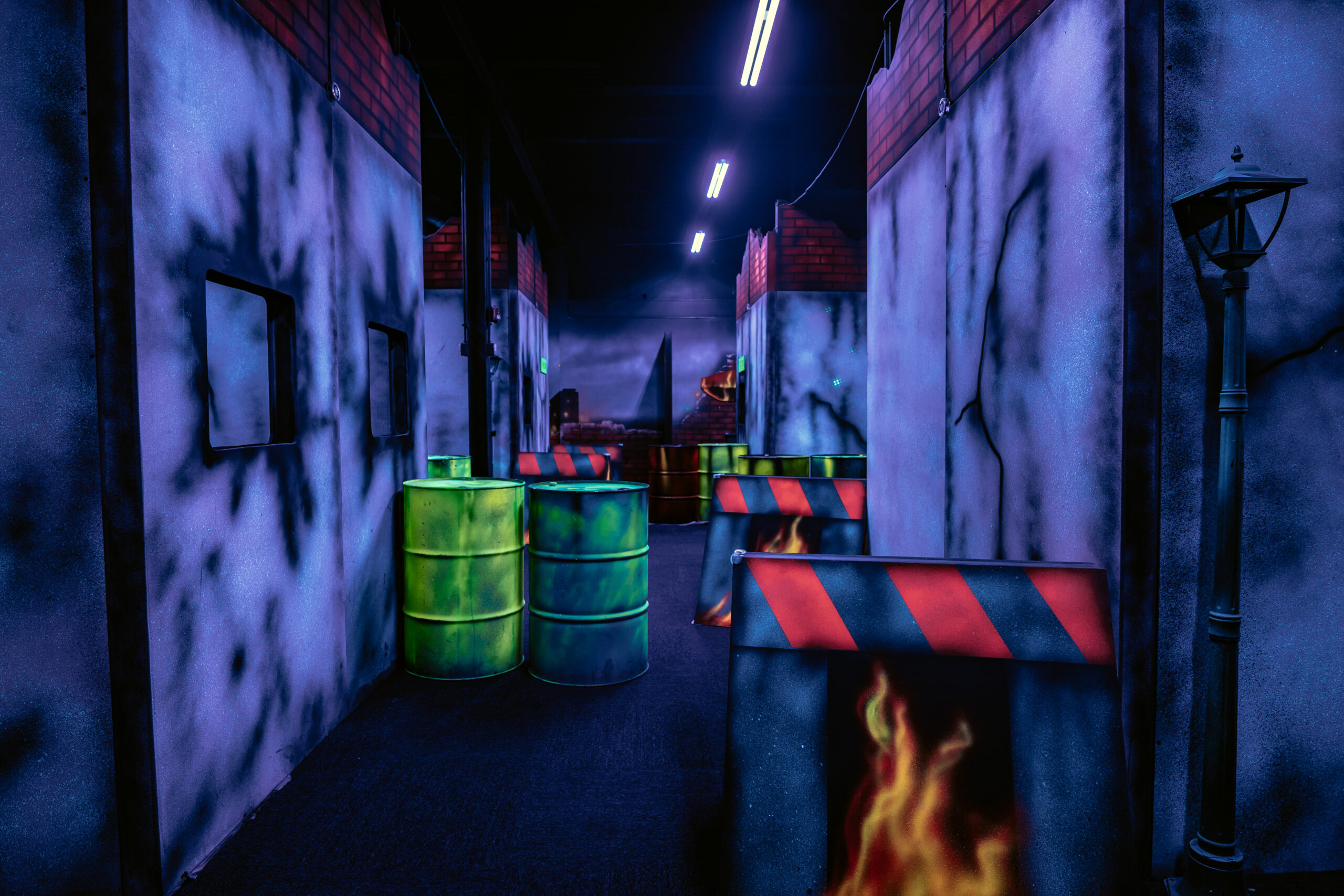 Laser Tag Course