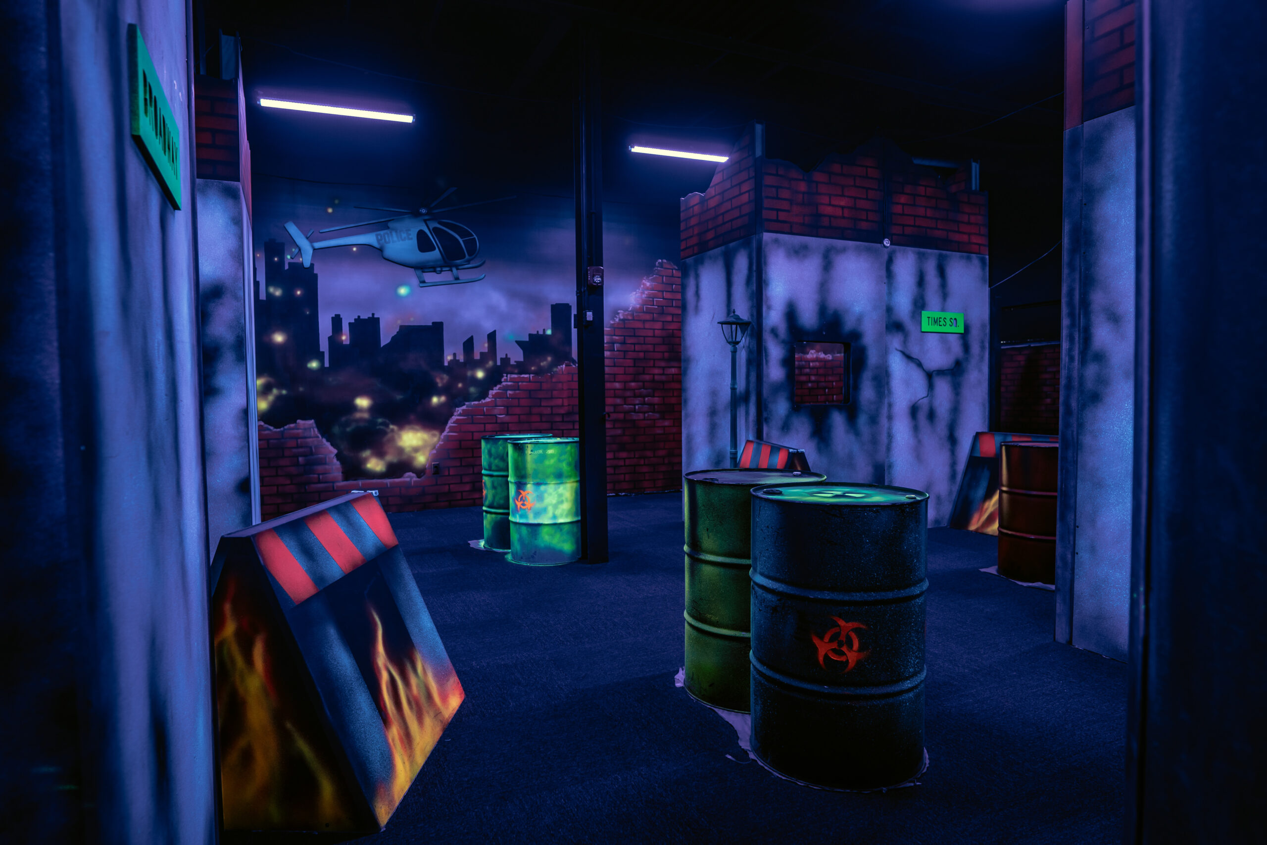 Laser Tag in Connecticut