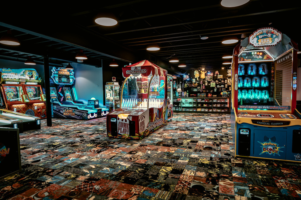 Arcades in Danbury