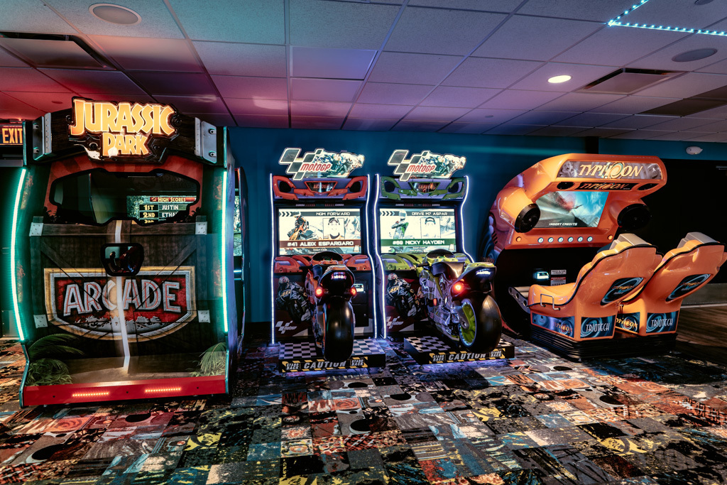 Arcades and Prizes