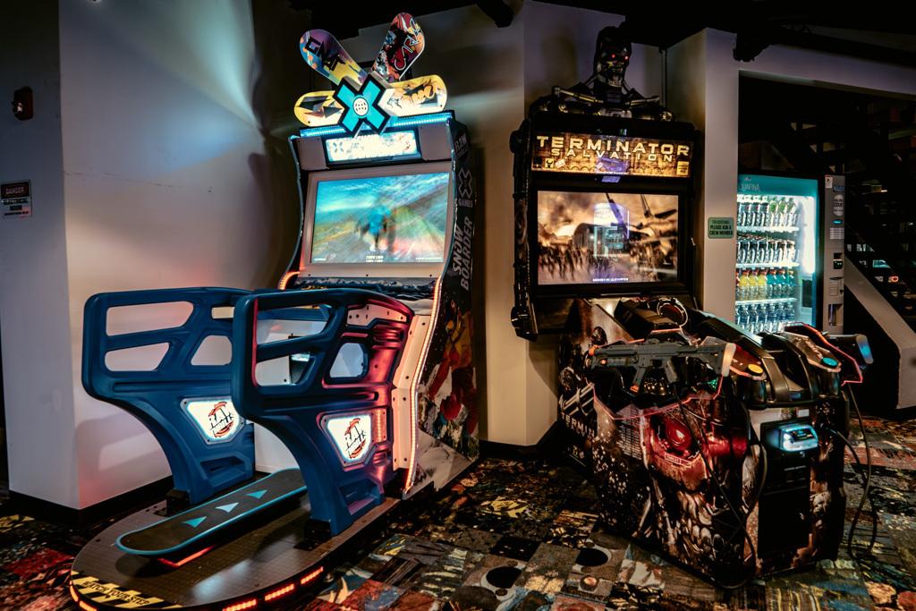 Arcade Games in Danbury, CT